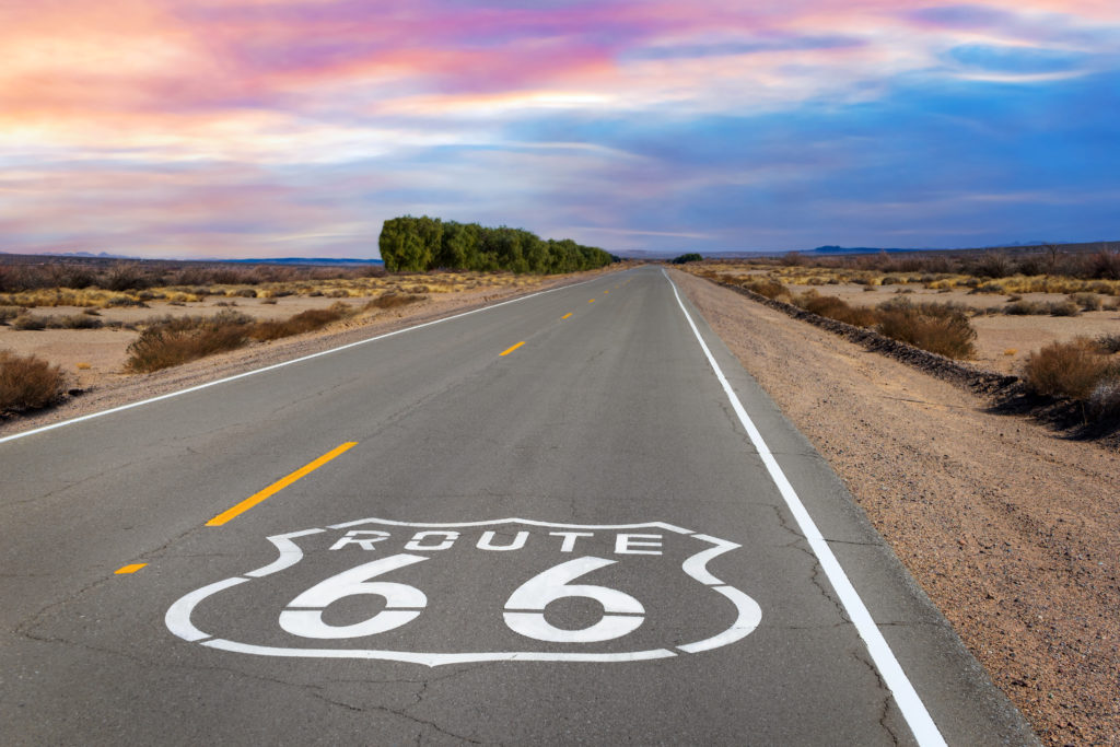 Route 66. Personal Injury Lawyer Victorville