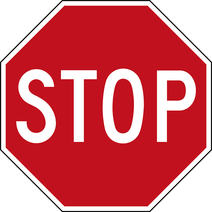 california stop sign accident lawyer